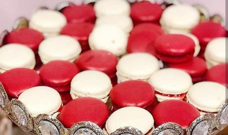 Confection de macarons à Bourg-en-Bresse