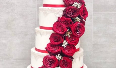 Wedding cake - Bourg-en-Bresse